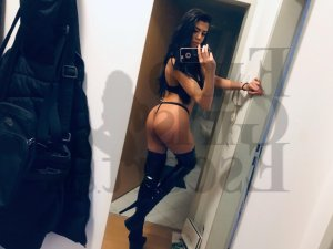 Apolyne escort girl in Mayfield and thai massage
