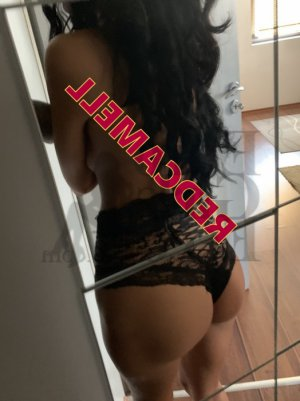 Kahena erotic massage in Lincoln Park, escort girl