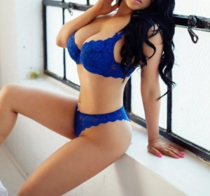 Lucine call girl in Hayesville OR, nuru massage