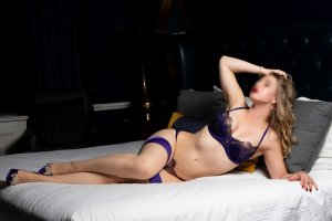 Morganne nuru massage in Garden City ID