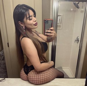 Syliana escort girl in Bellefonte